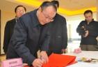 杭州市政府副秘书长丁狄刚出席创新中国2012新闻发布会