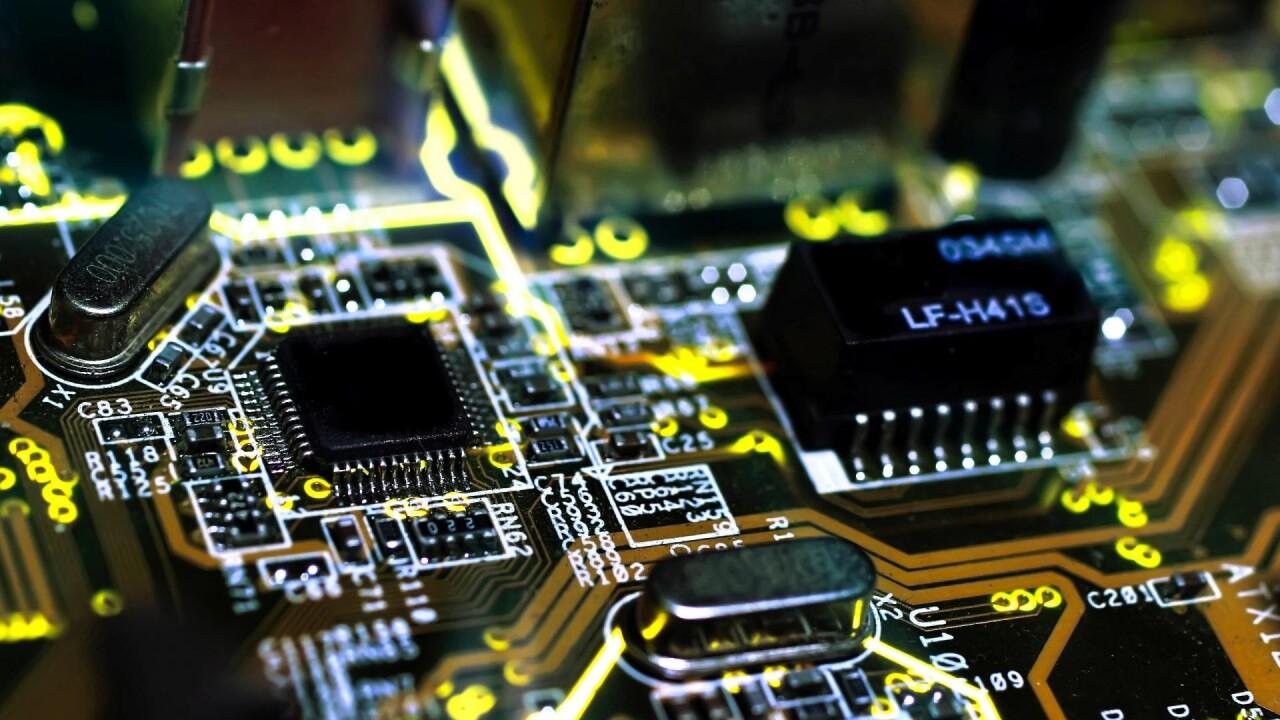 电路板-没有粉丝的硬件公司不是好互联网公司图片