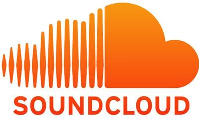 夜空中最亮的星电吉他谱-12.Soundcloud的LOGO将半边云变成了音波.   11.Rdio的LOGO中包
