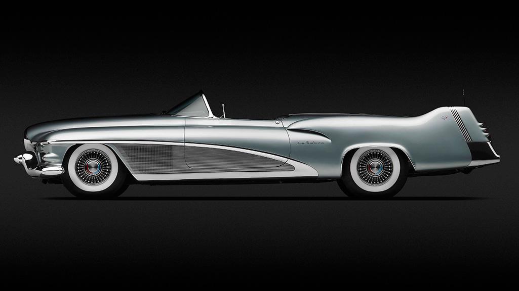 17个令人惊艳的汽车概念设计!