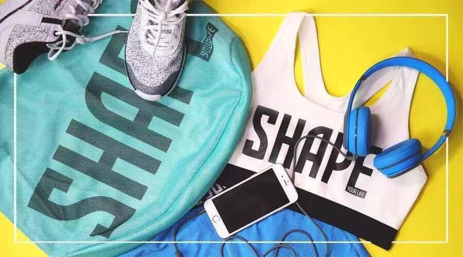 马甲线健身规划 穿上潇洒姐的战衣,你也能有马甲线,趁早靠健身节目获取用户之后,做了一个运动品牌