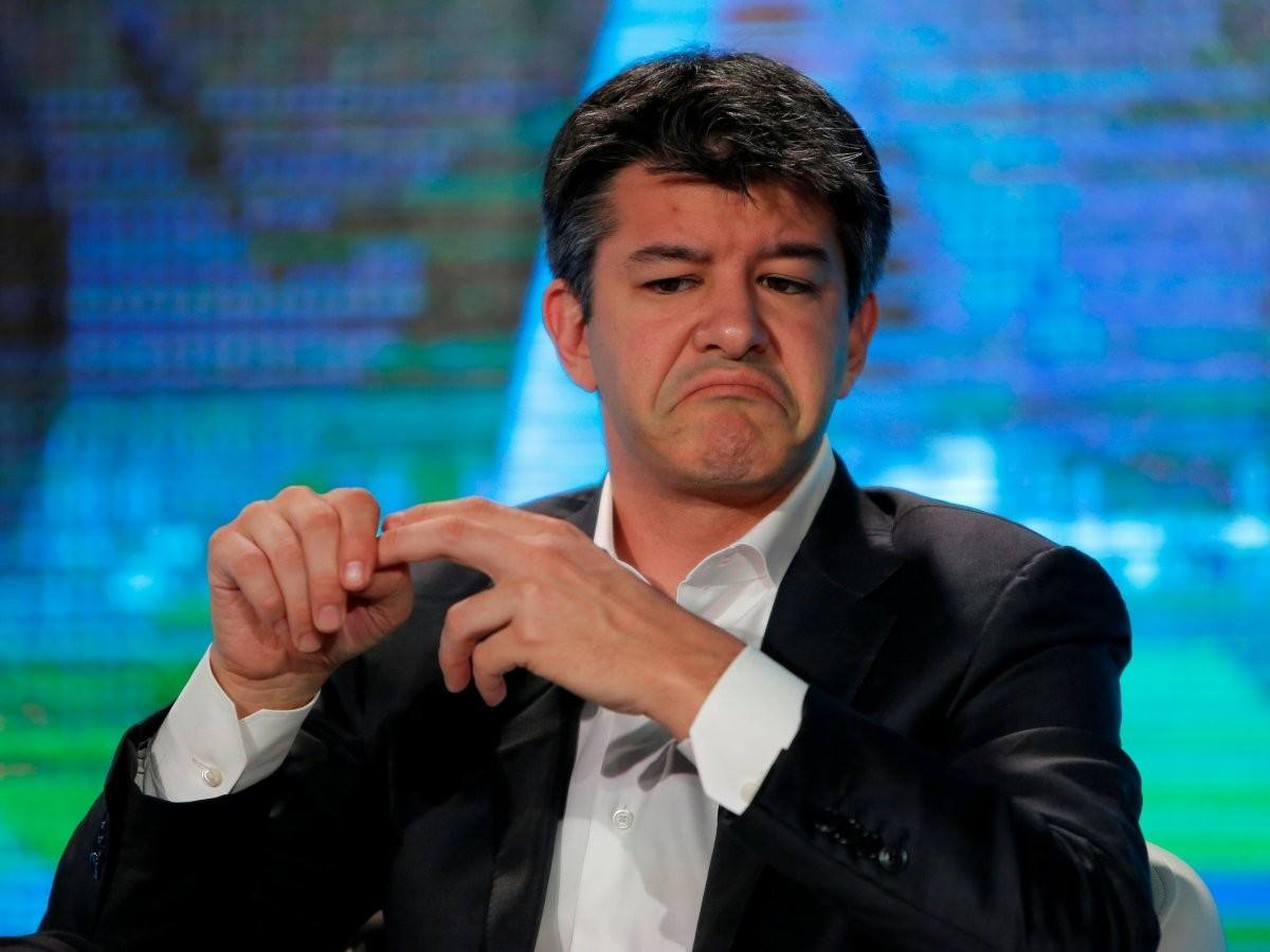 Uber CEO离职;王石退出万科郁亮接棒;马云美国放话阿里无竞争对手,表情亮了 | 早报
