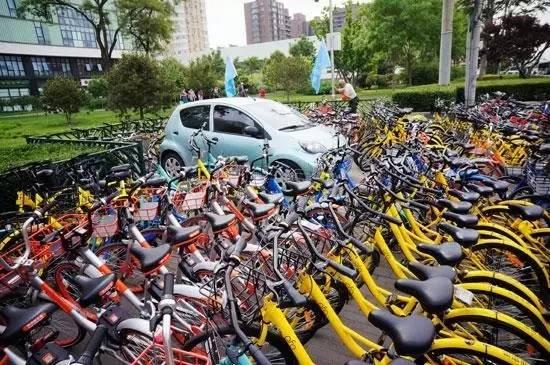 替代汽油达到了140万吨导致油价下跌 共享单车你厉害了