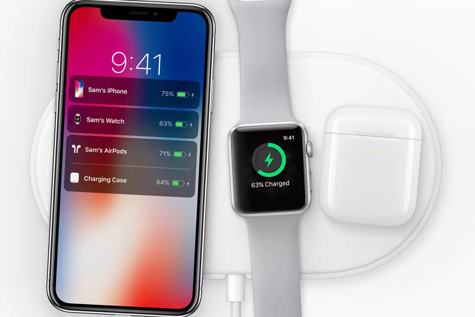 """苹果收购一家无线充电公司,要做""""真正的无线充电技术"""""""