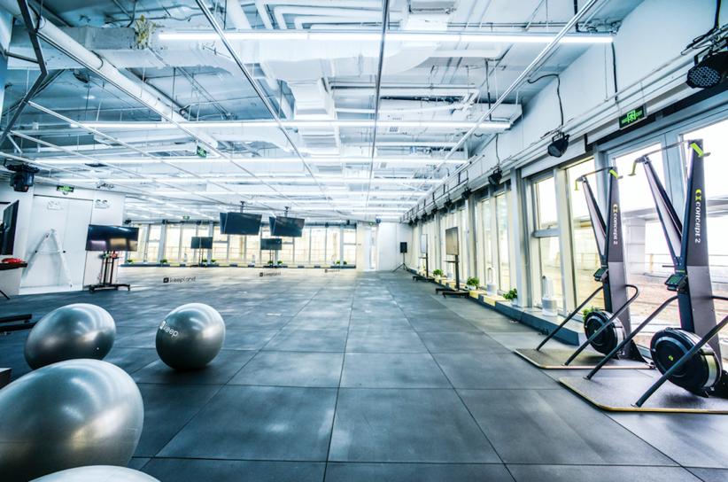 """Keep推线下运动空间课——""""MIXT"""",用""""混合强度""""理念实现高效健身需求-产品公社"""