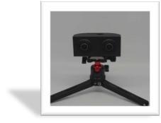 3D视频拍摄硬件及算法,生成实时互动&实时分享的3D视频内容