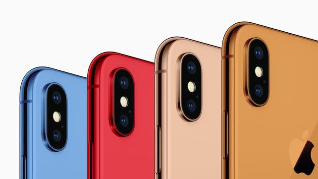 【硅谷】著名分析师:新iPhone有多种颜色,支持双卡